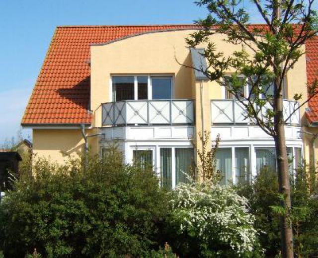 Apartamento de vacaciones Kühlungsborn Dormitório