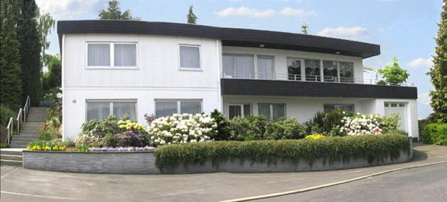 Apartamento de férias Gerolstein Sala