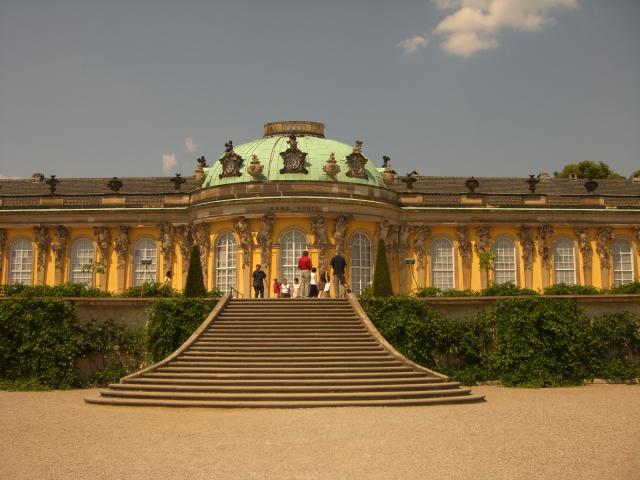 Vacation Apartment POTSDAM - BABELSBERG Surrounding