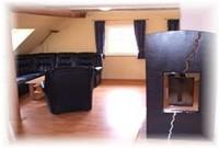 Wohnung m. Kamin / Sauna