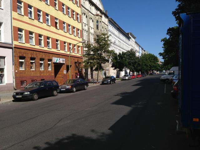 Vacation Apartment BERLIN - MITTE WEDDING Surrounding