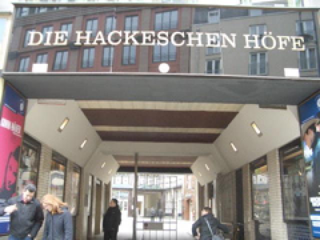 Apartament wakacyjny Berlin-Mitte (Hackescher Markt) Otoczenie