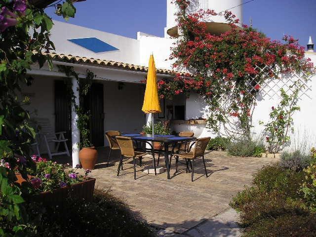 Ferienhaus Loule Gartenanlage