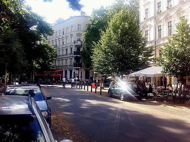 Vacation Apartment BERLIN - PRENZLAUER BERG Surrounding