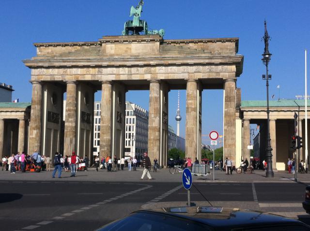 Ferielejlighed Berlin-Mitte Omgivelser