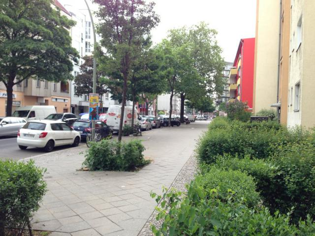 Apartamento de vacaciones BERLIN - MITTE WEDDING Ambiente