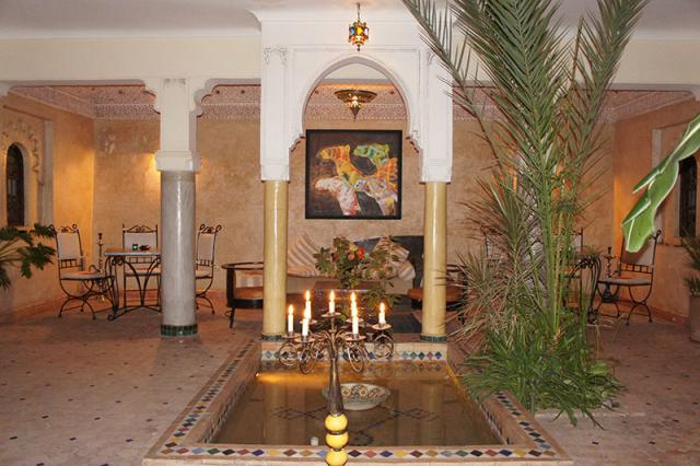 Bed & Breakfast MARRAKECH Prostorije