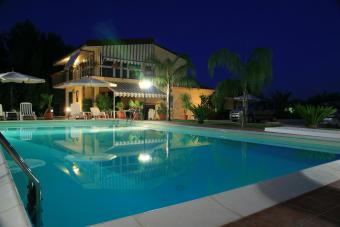 Villa Ludovica, Pool, Jacuzzi