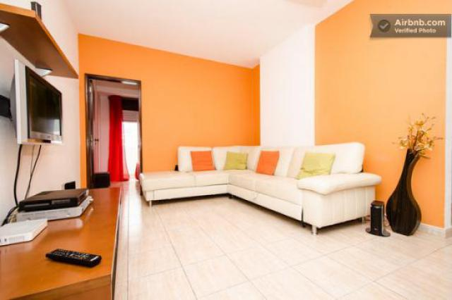 Vacation Apartment Albufeira Living Room