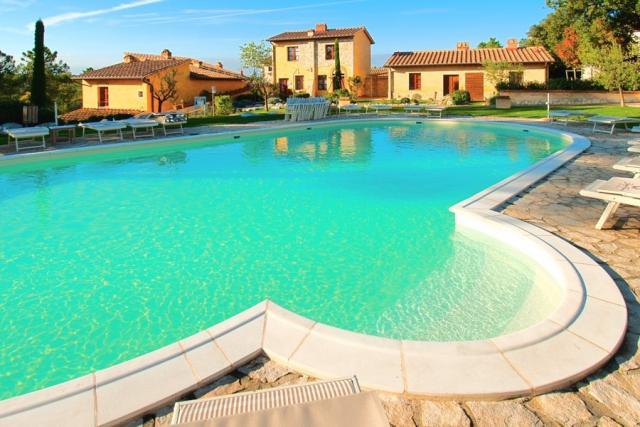 Casa de vacaciones San Gimignano Cocina
