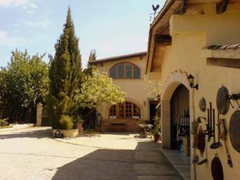 Finca-Chalet bei Palma
