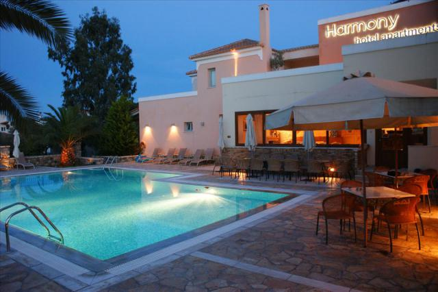 Rekreační apartmán Longos-Egialia-Achaia rekreační objekt