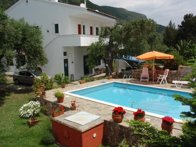 Vakantiewoning Korfoe