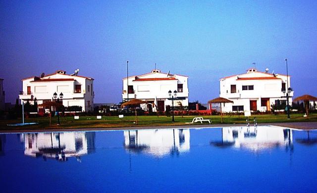 Vacation Home Mohammedia, Mançouriya TV Room