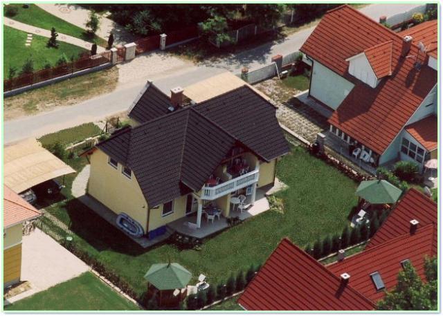 Kuća za odmor Balatonlelle Objekat za odmor