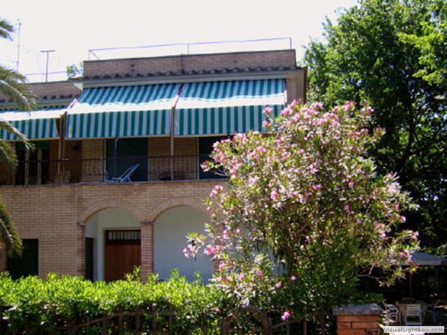 Casa de vacaciones Anzio Cocina