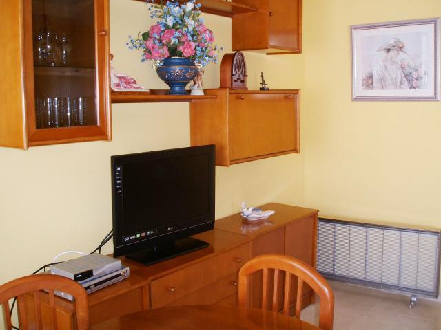 Ferienwohnung Nerja-Màlaga Wohnzimmer