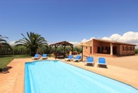 Pool Finca Campo