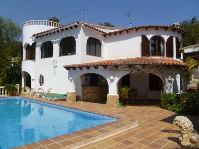 Vacation Home Benissa Surrounding