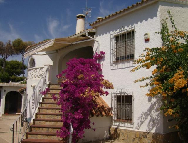 Vacation Home Calpe Rooms