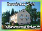 Appartementhaus Almberg - Kuća za odmor Mitterfirmiansreut