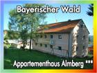App.Haus Almberg - App. B (D) - Vacation Apartment Mitterfirmiansreut
