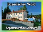 App.Haus Almberg - App. A (C) - Vacation Apartment Mitterfirmiansreut