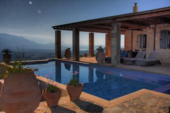 Villa Jacopo mit Pool