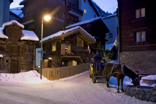 Chalet Zermatt Lomakohde