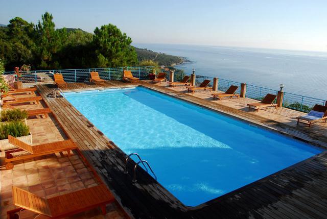 Vacation Apartment Sainte Lucie de Porto Vecchio Bath & WC