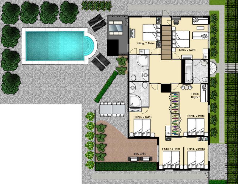 Ferienwohnung 509521 - Hausfoto 29