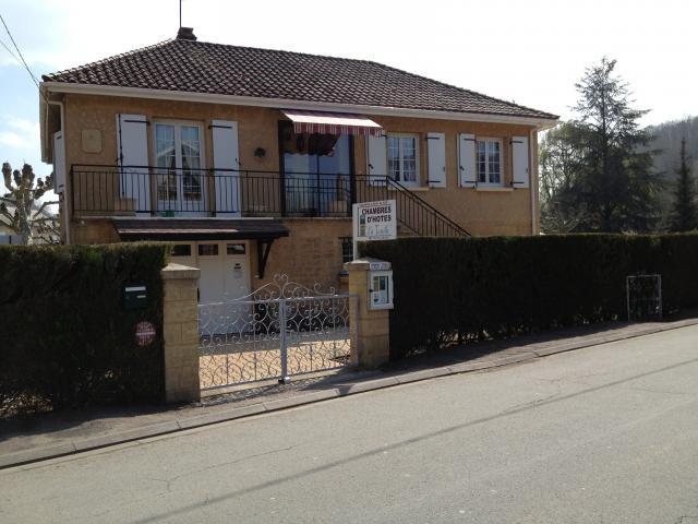 Casa de campo Cénac et saint julien dormitório