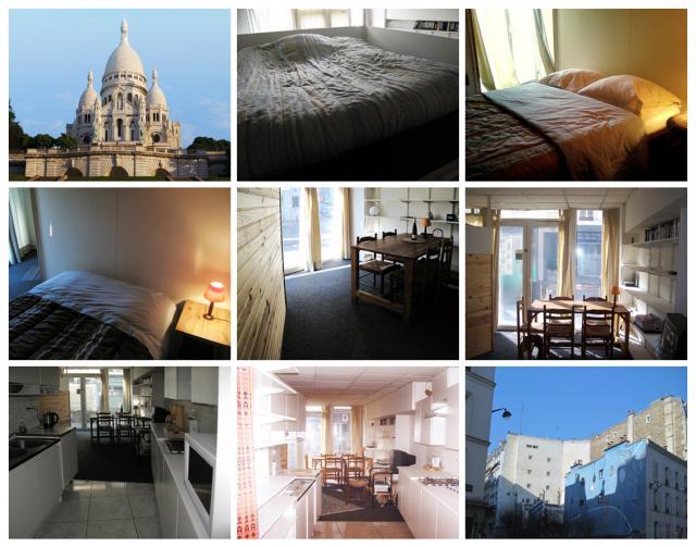Vacation Apartment Paris