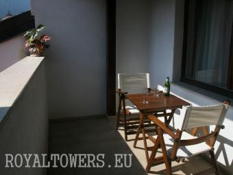 Vacation Apartment Bansko Dining Room