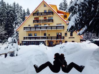 Ski apartm�ny Spie�ovec