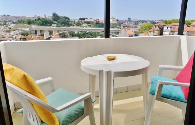 Panoramic Porto & garage - Apartman Ortam