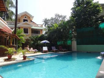 Sandray Luxury Resort