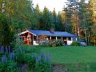 Bungalow at waterfront - Vacation Home Lysvik