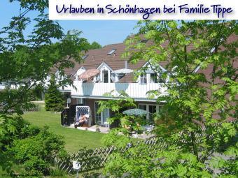 Urlauben in Sch�nhagen
