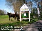 Campingplatz Hunte-Camp - Lugar de acampamento Großenkneten