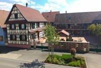Gite krauffel Alsace 8 pers