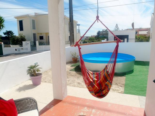 Vacation Home Charneca da Caparica Gardening System