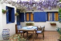 Romantisch huisje / tuin