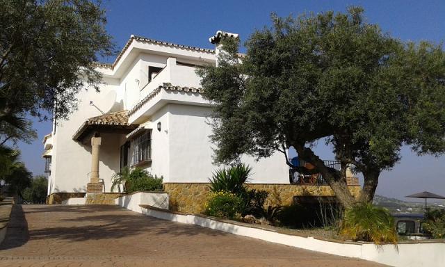 Ferienwohnung Alhaurin el Grande - Malaga Gartenanlage