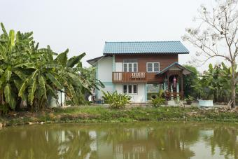 Traditional Thai Teakwoodhouse