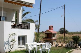 Das Strandhaus Christos
