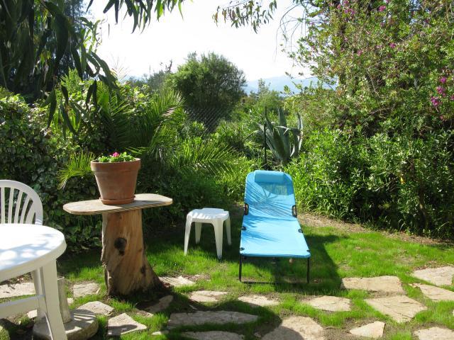 Casa de férias CANALE DI VERDE Jardim