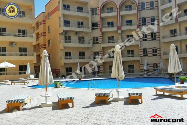 Εξοχικό διαμέρισμα Hurghada centrum - El Kawser