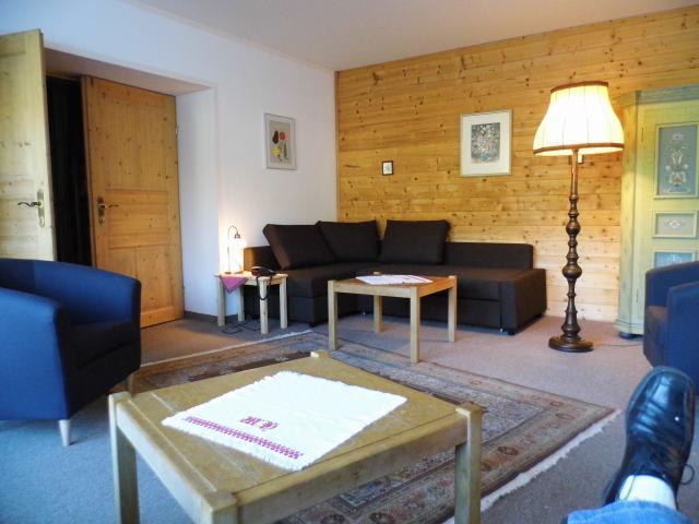 Vacation Apartment Turracherhöhe Living Room