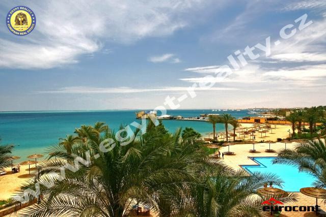 Ferienwohnung Hurghada - centrum Schlafzimmer